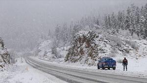4 ilde ulaşıma kar engeli