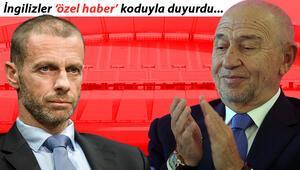 İstanbuldaki Şampiyonlar ligi finali için müjdeli haber İngilizler duyurdu...