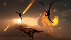 Dinozorların ölümünün sebebi 'kuyruklu yıldızlar' mı