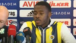 Fenerbahçede Osayi-Samuelden Emre Belözoğlu ve Mesut Özil itirafı