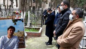 Aydında şehit polis Fuat Kaplan, mezarı başında anıldı