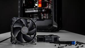 ASUS Republic of Gamers, ROG Strix XF 120 soğutucu fanı duyurdu