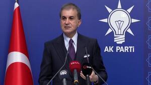 AK Parti Merkez Karar ve Yönetim Kurulu toplandı Çelikten Kılıçdaroğluna sert tepki: Böyle skandal bir cümle duyulmamıştır