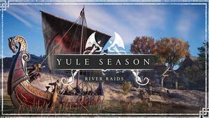 Assassins Creed Valhalla için River Raids modu ve yeni geliştirmeler eklendi