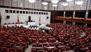 Son dakika haberi: TSK Personel Kanun teklifi Mecliste yasalaştı