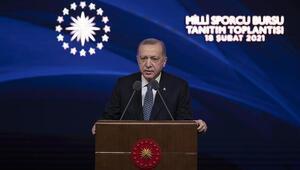 Cumhurbaşkanı Erdoğan: Türkiye sporda bizimle çağ atladı
