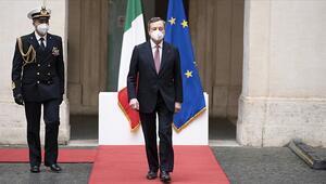 İtalyada Draghi hükümeti güvenoyu aldı