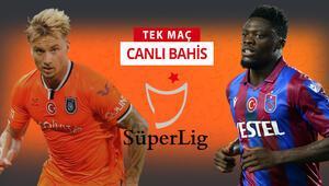 Trabzonsporda 11 eksik, 7si korona pozitif Başakşehirin iddaa oranı...