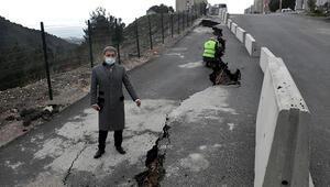 İzmirde 6 bin artçı deprem heyelanları tetikledi Son 3.5 ay içinde gözlemliyoruz deyip uyardı