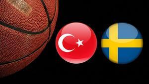 Türkiye İsveç basketbol milli maçı ne zaman, saat kaçta ve hangi kanalda A Milli Erkek Basketbol Takımı parkeye çıkıyor