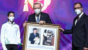 Cumhurbaşkanı Erdoğana sürpriz fotoğrafın detayları ortaya çıktı