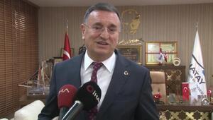 Lütfü Savaş: Hatayspor futbol resitali yapıyor...