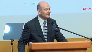 İçişleri Bakanı Süleyman Soylu, açıklamalarda bulundu