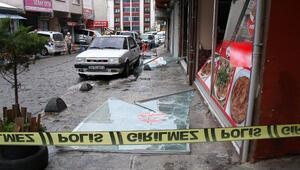 Beyoğlunda pide salonunda patlama: Bir yaralı