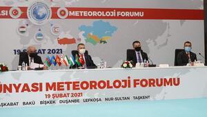 Cumhurbaşkanı Yardımcısı Oktaydan Türk dünyasına iklim değişikliği için işbirliği çağrısı
