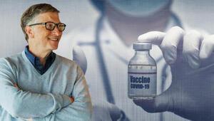 Bill Gatesten üçüncü doz aşı uyarısı