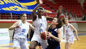 Kadınlar Basketbol Süper Ligi: Samsun Canik Belediyespor 58-105 Fenerbahçe Öznur Kablo