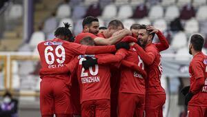 TFF 1. Lig: Ankara Keçiörengücü 0-1 Bereket Sigorta Ümraniyespor