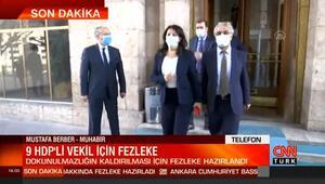 9 HDPli milletvekili hakkında fezleke hazırlandı