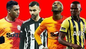 Galatasaray, Fenerbahçe ve Beşiktaşın 175 milyon TLlik ortak sorunu 2021 yılında transfer....
