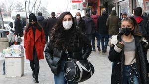 Türkiyede vaka sayısı en az olan ikinci il Hakkari