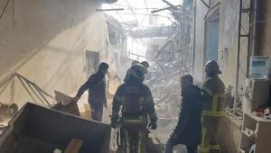 İnegölde fabrikada buhar kazanı patladı: Bir işçi hayatını kaybetti,4ü ağır 6 işçi yaralı