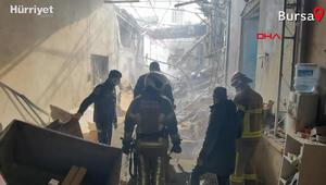 Fabrikada buhar kazanı patladı; 1 işçi öldü, 4ü ağır 6 işçi yaralandı