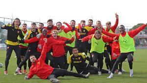 Göztepe, Fenerbahçe maçı için iddialı