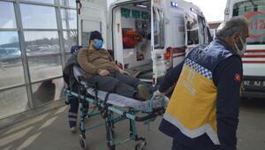 Sobadan zehirlenen 2 kişi tedaviye alındı