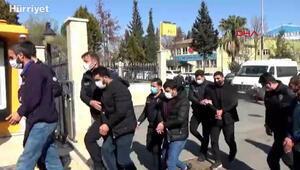 10 ilde PKKnın uyuyan hücrelerine operasyonda 13 kişi tutuklandı