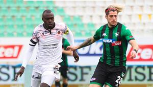 Denizlispor 1-0 Gençlerbirliği (Maçın özeti)