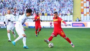 Yeni Malatyaspor 2-3 Konyaspor (Maçın golleri ve özeti)