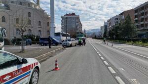 Trabzon'da jandarma ekipleri sıkı denetimde