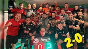 Türkgücü, VfB Lübeck'e acımadı