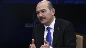 Bakan Soylu, Garaya giden HDPli vekilin ismini açıkladı