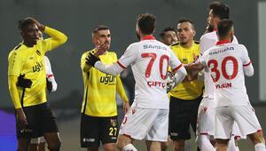 İstanbulspor: 0 - Yılport Samsunspor: 1
