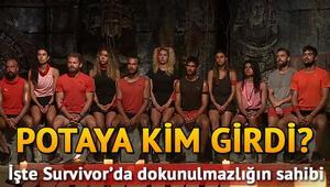 Survivor eleme adayı kim oldu İşte 20 Şubat Survivorda dokunulmazlığı kazanan takım ve ilk eleme adayı