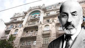 Mehmet Âkif Ersoy'un anısı İstiklal'de yaşayacak