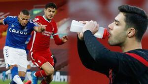 İngiliz basını Liverpoolun Everton mağlubiyetinin faturasını Ozan Kabaka kesti