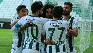 Giresunspor, galibiyet serisini 11 maça çıkardı 44 yıllık hasret...