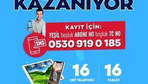 BUSKİden SMS fatura çağrısı