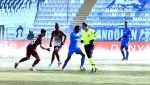 BB Erzurumspor - Hatayspor maçından fotoğraflar