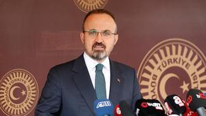 AK Parti Grup Başkanvekili Turandan HDP ve CHPye eleştiri