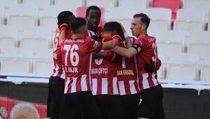 Sivasspor 2-0 Kayserispor (Maçın özeti)