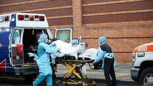 ABDde korkunç tablo Koronavirüsten ölenlerin sayısı 509 bin 897ye yükseldi