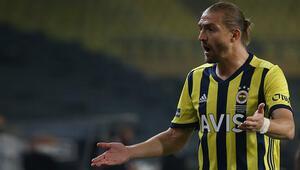 Fenerbahçede Caner Erkinden şok tepki