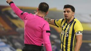 Fenerbahçede Ozan Tufanun Hüseyin Göçeke tepkisi: Mahvediyorsun bizi  ya