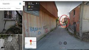 Gizemli evin Google haritalarına işlenmesi memnun etti
