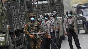 Myanmarda darbecilerden protestoculara ölümcül güç kullanma tehdidi