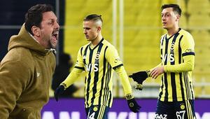 Fenerbahçenin Kadıköydeki yenilgilerinde Sarı-kırmızı detayı